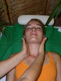 relaxační masáž cum v ústech